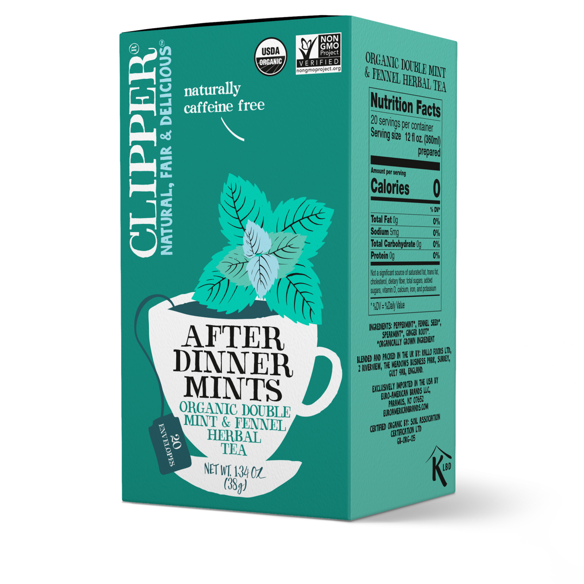 After Dinner Mints organic
