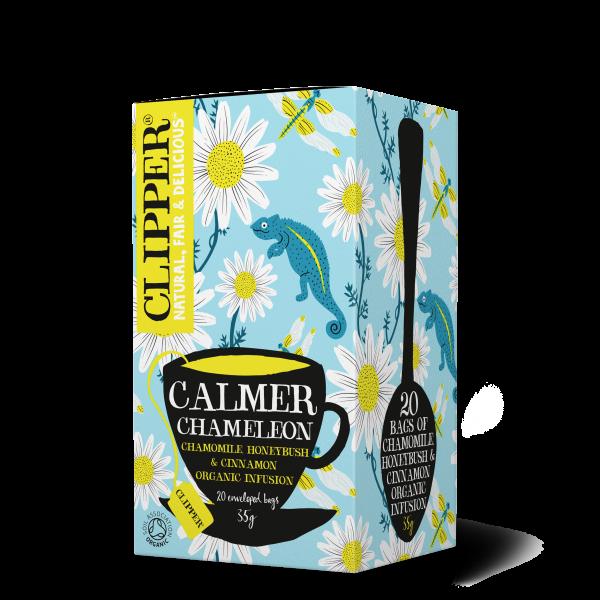 Calmer Chameleon Organic Infusion