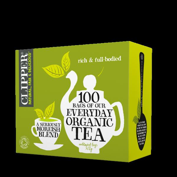 Organic everyday tea